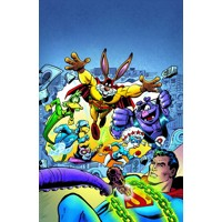 SHOWCASE CAPTAIN CARROT AND HIS AMAZING ZOO CREW TP - Roy Thomas, Scott Shaw