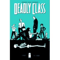 DEADLY CLASS TP VOL 01 REAGAN YOUTH (MR) - Rick Remender