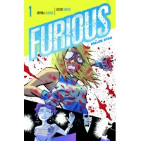FURIOUS TP VOL 01 FALLEN STAR - Bryan J. L. Glass