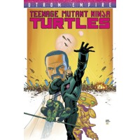 TMNT UTROM EMPIRE TP - Paul Allor