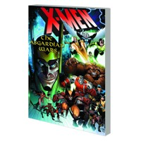 X-MEN TP ASGARDIAN WARS NEW PTG - Chris Claremont