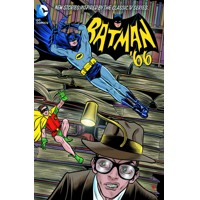 BATMAN 66 HC VOL 02 - Jeff Parker, Tom Peyer