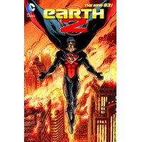 EARTH 2 HC VOL 04 THE DARK AGE (N52) - Tom Taylor