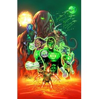 GREEN LANTERN HC VOL 05 TEST OF WILL (N52) - Robert Venditti, Van Jensen