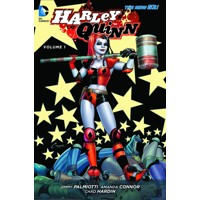 HARLEY QUINN HC VOL 01 HOT IN THE CITY - Amanda Conner, Jimmy Palmiotti
