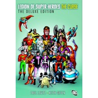 LEGION OF SUPER HEROES THE CURSE TP - Paul Levitz