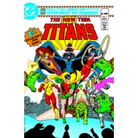 NEW TEEN TITANS TP VOL 01