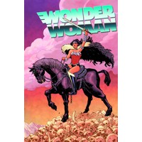 WONDER WOMAN HC VOL 05 FLESH (N52) - Brian Azzarello