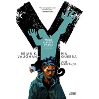 Y THE LAST MAN TP BOOK 01 (MR) - Brian K. Vaughan