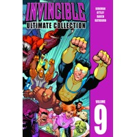 INVINCIBLE HC VOL 09 ULTIMATE COLL - Robert Kirkman