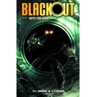 BLACKOUT TP VOL 01 INTO DARK - Frank Barbiere