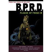 BPRD PLAGUE OF FROGS TP VOL 01 - Brian Augustyn & Various