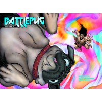 MIKE NORTONS BATTLEPUG HC VOL 03 SIT STAY DIE - Mike Norton
