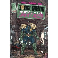 JUDGE DREDD MEGA CITY TWO TP - Douglas Wolk