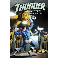 THUNDER AGENTS CLASSICS TP VOL 04 - Steve Skeates & Various