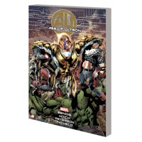 AGE OF ULTRON TP - Brian Michael Bendis