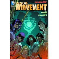 MOVEMENT TP VOL 01 CLASS WARFARE (N52) - Gail Simone