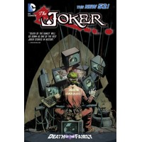 JOKER DEATH OF THE FAMILY TP (N52) - Scott Snyder & Various