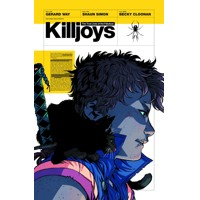 TRUE LIVES OF FABULOUS KILLJOYS TP - Shaun Simon, Gerard Way