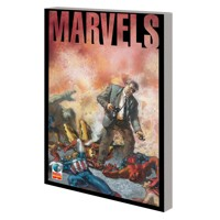 MARVELS COMPANION TP - Various
