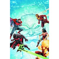 JUSTICE LEAGUE 3000 TP VOL 01 YESTERDAY LIVES (N52) - Keith Giffen, J. M. DeMa...
