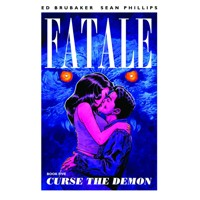 FATALE TP VOL 05 CURSE THE DEMON (MR) - Ed Brubaker
