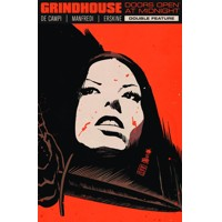 GRINDHOUSE MIDNIGHT TP VOL 02 BRIDE BLOOD FLESH DOLL - Alex De Campi