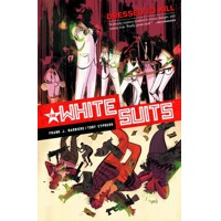 WHITE SUITS TP - Frank Barbiere