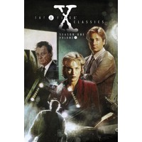 X-FILES CLASSICS SEASON ONE HC VOL 01 - Chris Carter, Roy Thomas