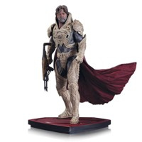 MAN OF STEEL JOR EL 1:6 SCALE ICONIC STATUE