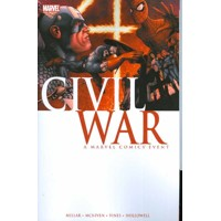 CIVIL WAR TP - Mark Millar