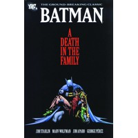 BATMAN A DEATH IN THE FAMILY TP NEW ED - Jim Starlin & Various