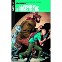 ARCHER & ARMSTRONG TP VOL 03 FAR FARAWAY - Pere Perez, Clayton Henry