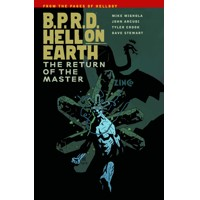 BPRD HELL ON EARTH TP VOL 06 RETURN O/T MASTER - Mike Mignola, John Arcudi
