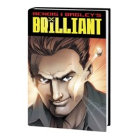 BRILLIANT PREM HC VOL 01 (MR) - Brian Michael Bendis