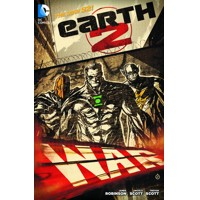 EARTH 2 HC VOL 03 BATTLE CRY (N52) - James Robinson, Paul Levitz