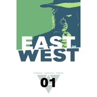 EAST OF WEST TP VOL 01 THE PROMISE (NEW PTG) - Jonathan Hickman
