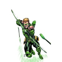 GREEN ARROW TP VOL 03 HARROW (N52) - Ann Nocenti & Various
