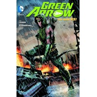 GREEN ARROW TP VOL 04 THE KILL MACHINE (N52) - Jeff Lemire
