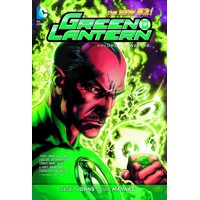 GREEN LANTERN HC VOL 01 SINESTRO (N52) - Geoff Johns