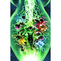 GREEN LANTERN HC VOL 03 THE END (N52) - Geoff Johns