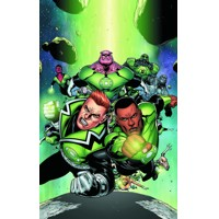 GREEN LANTERN CORPS HC VOL 01 FEARSOME (N52) - Peter J. Tomasi