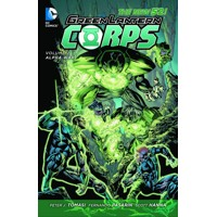 GREEN LANTERN CORPS HC VOL 02 ALPHA WAR (N52) - Peter J. Tomasi