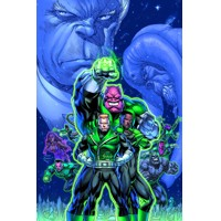 GREEN LANTERN CORPS HC VOL 03 WILLPOWER (N52) - Peter J. Tomasi & Various