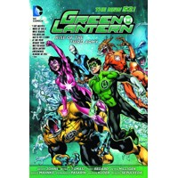 GREEN LANTERN RISE OF THE THIRD ARMY HC (N52) - Geoff Johns & Various