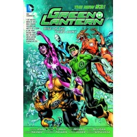 GREEN LANTERN RISE OF THE THIRD ARMY TP (N52) - Geoff Johns & Various