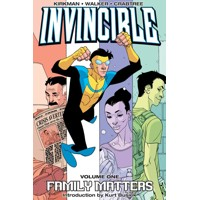 INVINCIBLE TP VOL 01 FAMILY MATTERS - Robert Kirkman