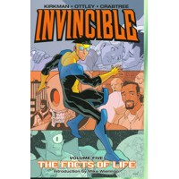 INVINCIBLE TP VOL 05 FACTS OF LIFE - Robert Kirkman