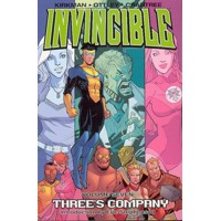 INVINCIBLE TP VOL 07 THREES COMPANY - Robert Kirkman