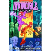INVINCIBLE TP VOL 16 FAMILY TIES - Robert Kirkman